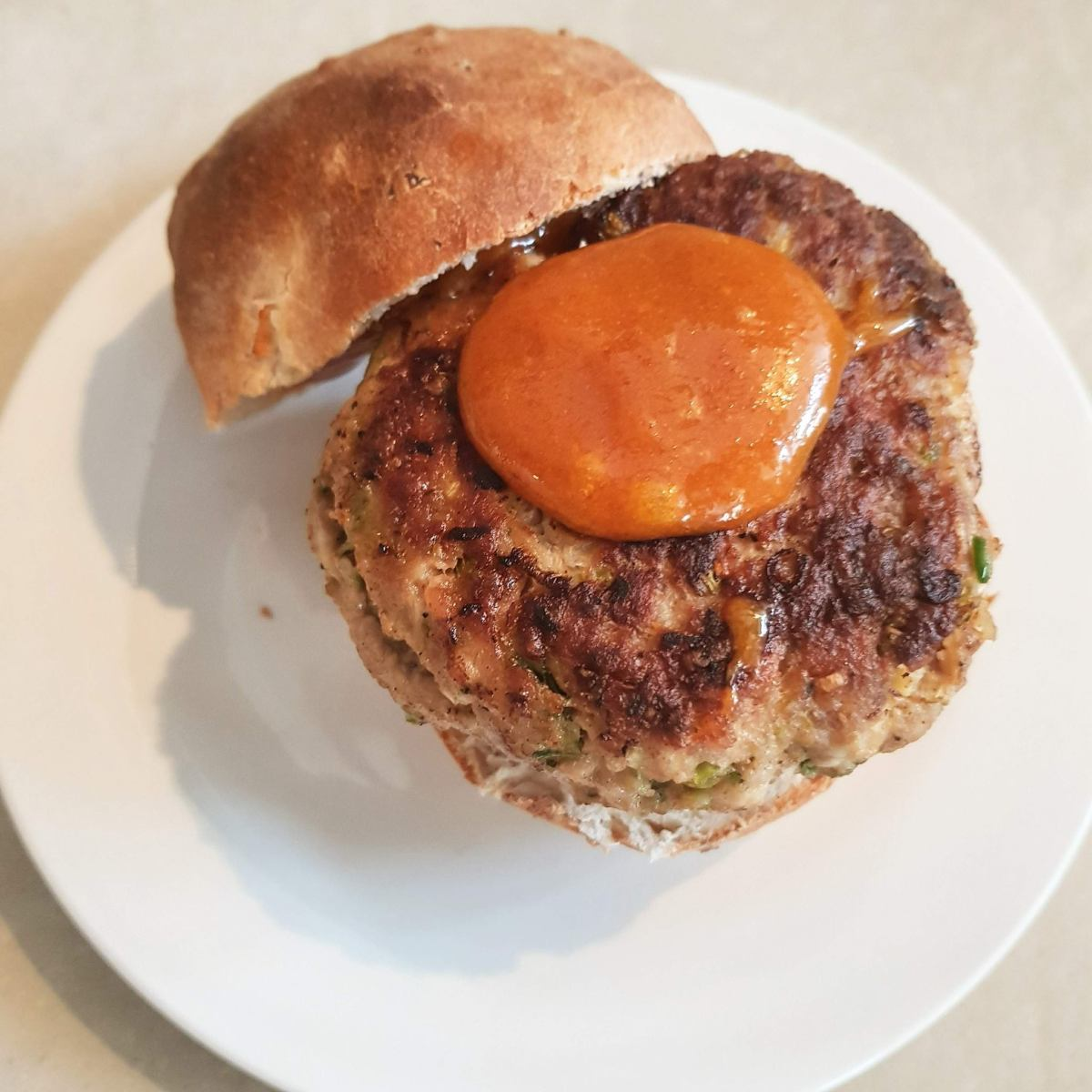 Spiced Turkey Burgers