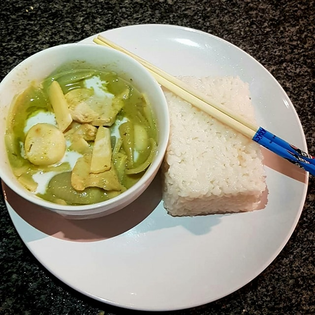 Thai Curry and Other CoconutCurries