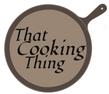 That Cooking Thing